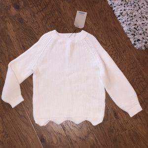 Zara girls knitwear. 6 yrs